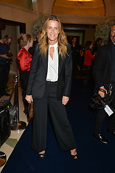 INDIA HICKS at the De Beers Moments in Light - a celebration of telented women in association with Women For Women International featuring photographs by Mary McCartney held at Claridge's, Brook Street, London on 18th September 2015.