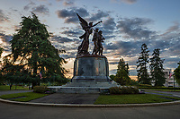 Winged Victory Monument (World War I), Capitol Campus