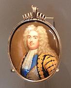 Robert Walpole, 1st Earl of Oxford. (1676-1745) English statesman born in Houghton in Norfolk.