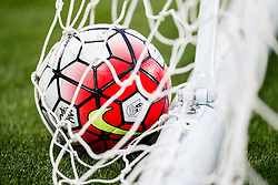 Nike Ordem III Premier League ball - Mandatory byline: Rogan Thomson/JMP - 07966 386802 - 14/08/2015 - FOOTBALL - Villa Park Stadium - Birmingham, England - Aston Villa v Manchester United - Barclays Premier League.
