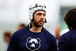 Dave Attwood looks on as Bristol Bears start to use their new almost completed Training centre - Rogan/JMP - 08/07/2020 - RUGBY UNION - Beggar Bush Lane - Bristol, England.