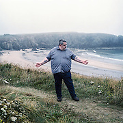 Patrick Bennett, one of the victims of Fr. Sean Fortume in fethard-on-Sea, Wexford. Fr. Sean Fortune committed suicide whilst in prison awaiting trial on sixty-six charges relating to twenty- nine boys in 1999.