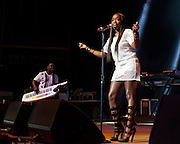 Estelle performs during the Summer Spirit Festival 2015 at Merriweather Post Pavilion in Columbia, MD on Saturday, August 8, 2015.