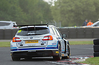 #99 Jason Plato Adrian Flux BMR Subaru Racing Subaru Levorg GT during BTCC Practice  of the 2018 British Touring Car Championship at Croft, Dalton On Tees, North Yorkshire, United Kingdom. June 23 2018. World Copyright Peter Taylor/PSP.