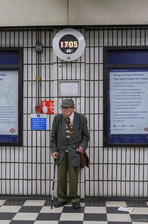 Underground, London, UK, Europe