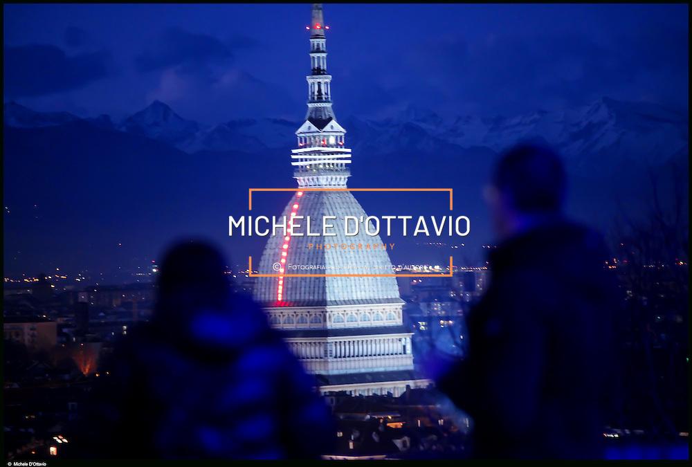Mole Antonelliana, il monumento simbolo di Torino.