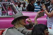 Exclusive<br /> Khloe Kardashian in Havana, Cuba<br /> ©Exclusivepix Media