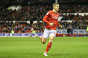Nottingham Forest midfielder Ryan Yates during the EFL Sky Bet Championship match between Nottingham Forest and Charlton Athletic at the City Ground, Nottingham, England on 11 February 2020.