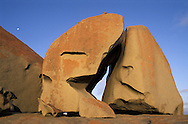 Remarkable Rocks.Flinders Chase Natl. Park.Kangaroo Island.South Australia.Australia