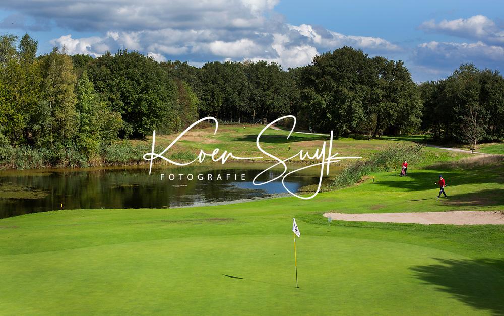 OOSTERHOUT - Hole 15. Oosterhoutse Golf Club. COPYRIGHT KOEN SUYK
