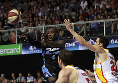 Auckland - Basketball - ANBL 2012-13, Round 23, Breakers v Tigers