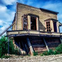 Alaska & Yukon Ghost Towns