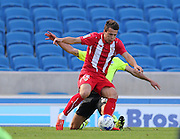 Yevhen Konoplyanka of Sevilla during the Pre-Season Friendly match between Brighton and Hove Albion and Sevilla at the American Express Community Stadium, Brighton and Hove, England on 2 August 2015.
