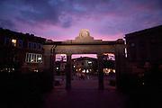 18980Campus Summer Night Shots