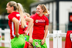 Lucy Graham of Bristol City - Mandatory by-line: Ryan Hiscott/JMP - 14/10/2018 - FOOTBALL - Stoke Gifford Stadium - Bristol, England - Bristol City Women v Birmingham City Women - FA Women's Super League 1