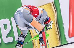 26.01.2020, Streif, Kitzbühel, AUT, FIS Weltcup Ski Alpin, Slalom, Herren, 2. Lauf, im Bild Henrik Kristoffersen (NOR) // Henrik Kristoffersen of Norway reacts after his 2nd run in the men's Slalom of FIS Ski Alpine World Cup at the Streif in Kitzbühel, Austria on 2020/01/26. EXPA Pictures © 2020, PhotoCredit: EXPA/ Stefan Adelsberger