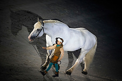 Opening Ceremony <br /> Alltech FEI World Equestrian Games™ 2014 - Normandy, France.<br /> © Hippo Foto Team - Dirk Caremans<br /> 25/06/14