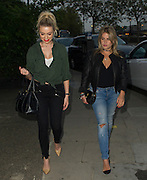 EXCLUSIVE<br /> Love expert who helps find celebrities love, Nadia Essex pictured out with Megan Rees after a disastrous track record with Jake Hall and Calvin Harris, Megan was pictured out leaving The Painted Heron in London after some love advice lets see who is next on Megan's radar !!<br /> ©Exclusivepix Media