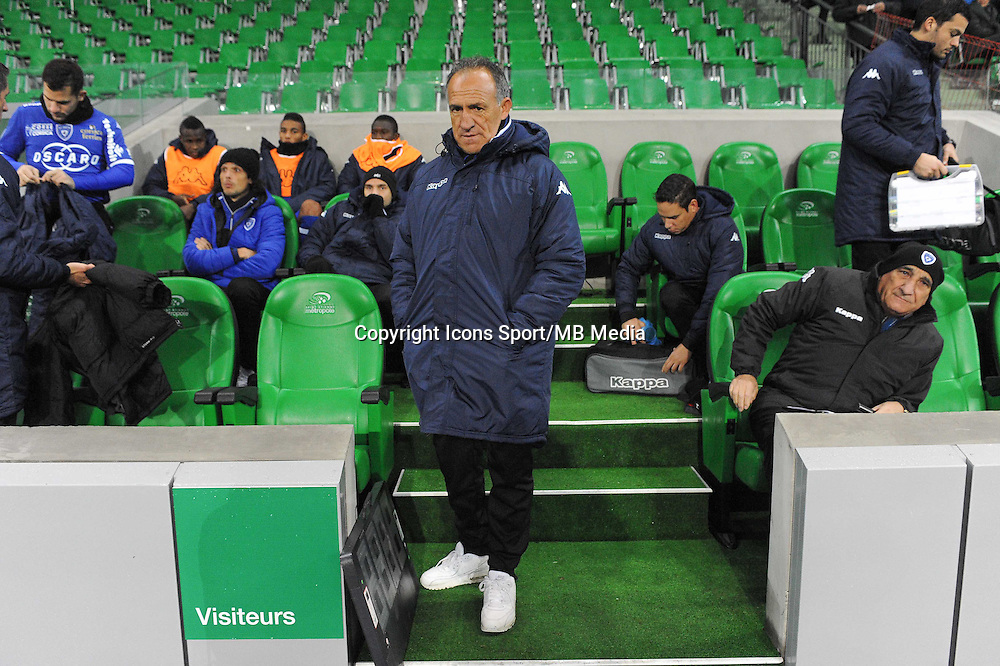 Ghislain PRINTANT - 06.12.2014 - Saint Etienne / Bastia - 17eme journee de Ligue 1 -<br />