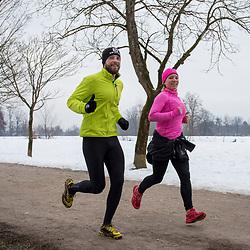 20180217: SLO, Running - Priprave na Ljubljanski maraton