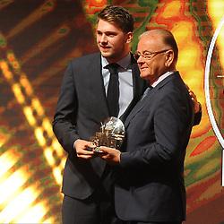 20180519: SRB, Basketball - Euroleague 2017/18, EuroLeague Awards, Luka Doncic wins MVP