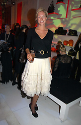 MARINA FOGLE at a party to celebrate the launch of DKNY Kids and Halloween in aid of CLIC Sargent and RX Art held at DKNY, 27 Old Bond Street, London on 31st October 2006.<br /><br />NON EXCLUSIVE - WORLD RIGHTS