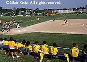 Outdoor recreation, High School Girls Baseball, Middletown, PA