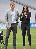 Meghan Markle & Harry At Croke Park, Dublin