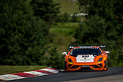 July 10-13, 2014: Canadian Tire Motorsport Park. #77 Joe Courtney, Peter Argetsinger, Musante Motorsport, Lamborghini Boston