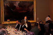 LORD BROWNE, Chris Ofili dinner to celebrate the opening of his exhibition. Tate. London. 25 January 2010