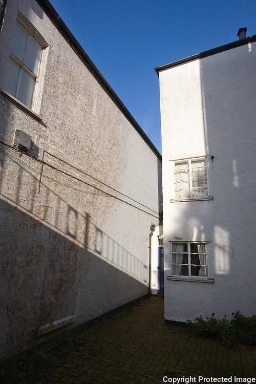 Bannister Building, Brewer Street, Oxford
