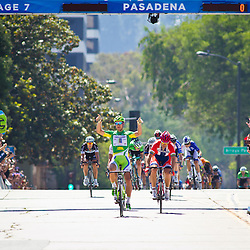 2014 Amgen Tour of California - Stage 7 - Santa Clarita to Pasadena