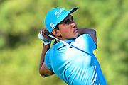 Borgomanero (TO), 16.09.2013, Golf Club Royal Club I Roveri, X Pro Am Fondazione Vialli e Mauro Golf Cup<br /> Nella foto: Rafael Cabrera-Bello