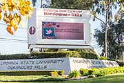 California State University Dominguez Hills Monument