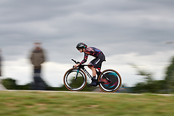 Hannah Barnes (GBR) at Boels Ladies Tour 2019 - Prologue, a 3.8 km individual time trial at Tom Dumoulin Bike Park, Sittard - Geleen, Netherlands on September 3, 2019. Photo by Sean Robinson/velofocus.com