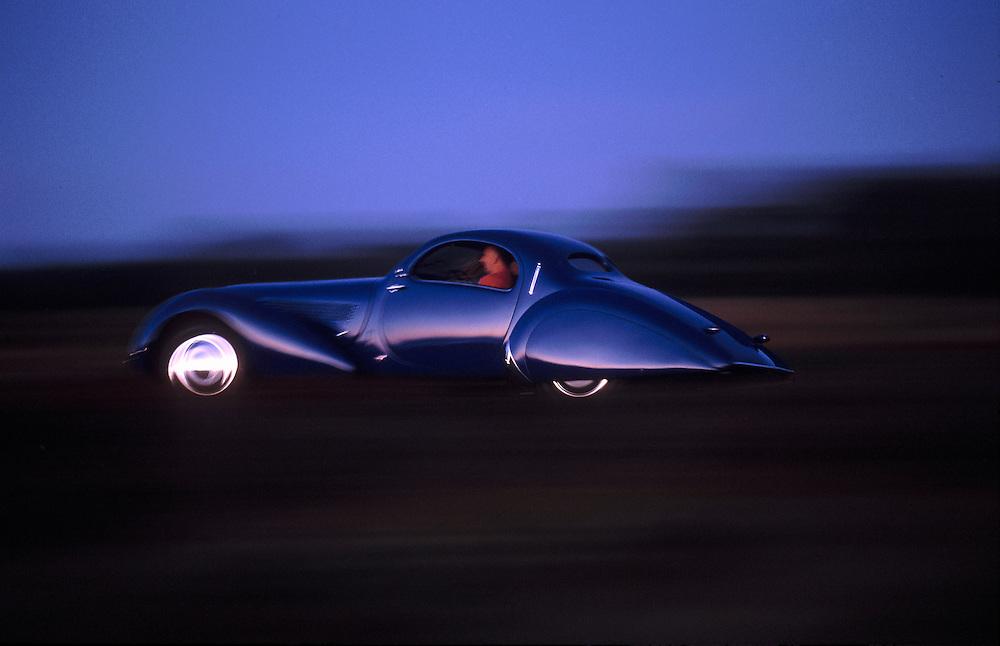 1938 Talbot Lago T23 Teardrop Coupe