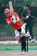 Ashton Turner of Perth Scorchers during the Perth Scorchers Training Session held at the Sawai Mansingh Stadium in Jaipur on the 28th September 2013<br /> <br /> Photo by Shaun Roy-CLT20-SPORTZPICS <br /> <br /> Use of this image is subject to the terms and conditions as outlined by the CLT20. These terms can be found by following this link:<br /> <br /> http://sportzpics.photoshelter.com/image/I0000NmDchxxGVv4