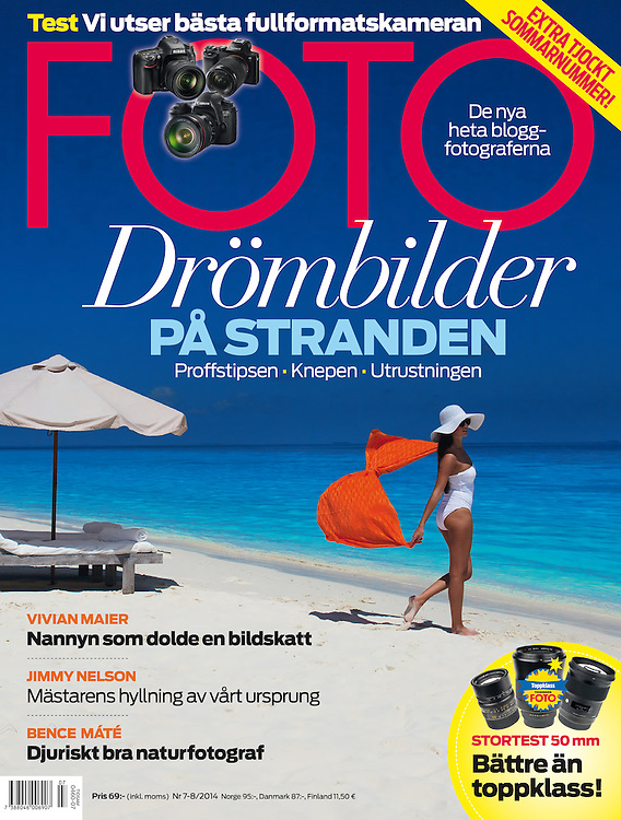Cover shoot in the Maldives at Soneva Fushi Model Paulina Blåder at Modellink and Elite #soneva #foto #maldives #dankullberg.com #beach #paradise #strand #beach #omslag #stylist #Daniel Bergman