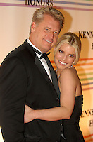 Joe Simpson and Jessica Simpson<br />
