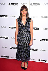 Rashida Jones attending the Glamour Women of the Year Awards 2017 in association with Next, Berkeley Square Gardens, London.