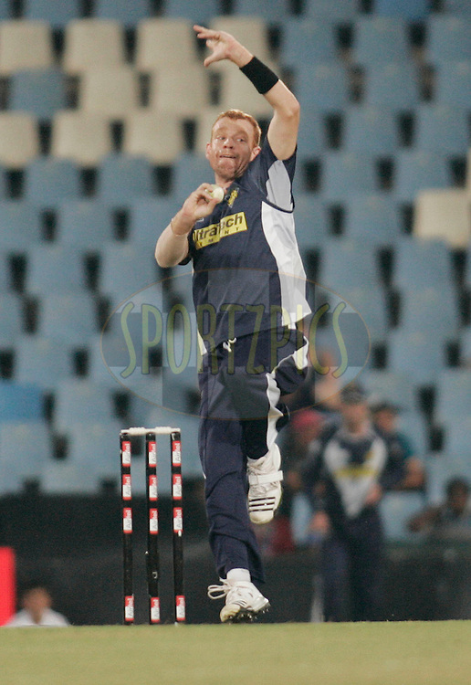 Victoria player Andrew McDonald during match 16 of the Airtel CLT20 held between the Victorian Bushrangers and the Wayamba Elevens at Supersport Park in Centurion on the 20 September 2010..Photo by: Abbey Sebetha/SPORTZPICS/CLT20