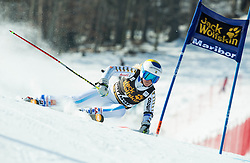 LINDELL-VIKARBY Jessica (SWE) competes during 5th Ladies' Giant slalom at 51st Golden Fox of Audi FIS Ski World Cup 2014/15, on February 21, 2015 in Pohorje, Maribor, Slovenia. Photo by Vid Ponikvar / Sportida
