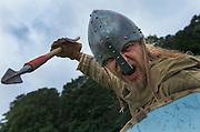 Heysham Viking Festival, 2016.