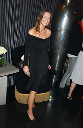 ARABELLA MUSGRAVE at a party to celebrate the publication of Tatler's Little Black Book 2005 held at the Baglioni Hotel, 60 Hyde Park Gate, London SW7 on 9th November 2005.<br />