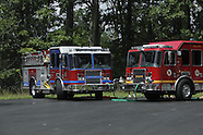 Middletown Fire Department wetdown