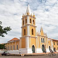 Iglesia de San Francisco de Asís. Zona colonial. Coro. Estado Falcón. Venezuela. San Francisco de Asis church. Colonial area. Coro. Falcón state. Venezuela