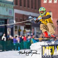 2018 Skijoring Photography