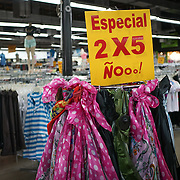 HIALEAH, FLORIDA - JUNE 24, 2016<br /> Displays of some of the items for sale in Noooo (&ntilde;oooo) Que Barato,  in Hialeah, Florida. The store sells all kinds of goods and is a very popular stop for Cubans who are traveling to Cuba to stock up on supplies to carry to relatives in the island nation.<br /> (Photo by Angel Valentin/Freelance)