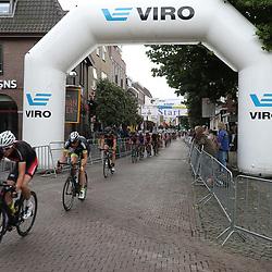 21-08-2016: Wielrennen: Boeskoolronde Oldenzaal: Oldenzaal<br /> OLDENZAAL (NED) wielrennen