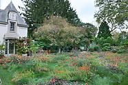 Chanticleer Garden - USA, Autumn